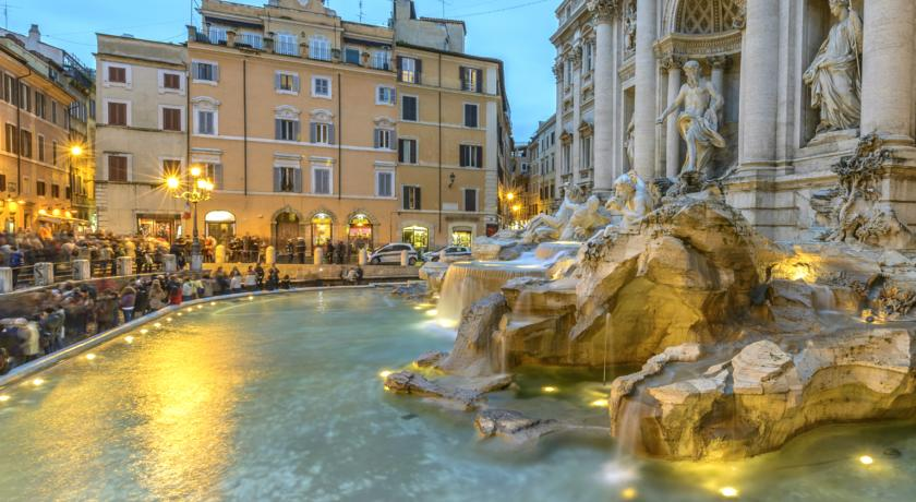 Goedkoop hotel Rome