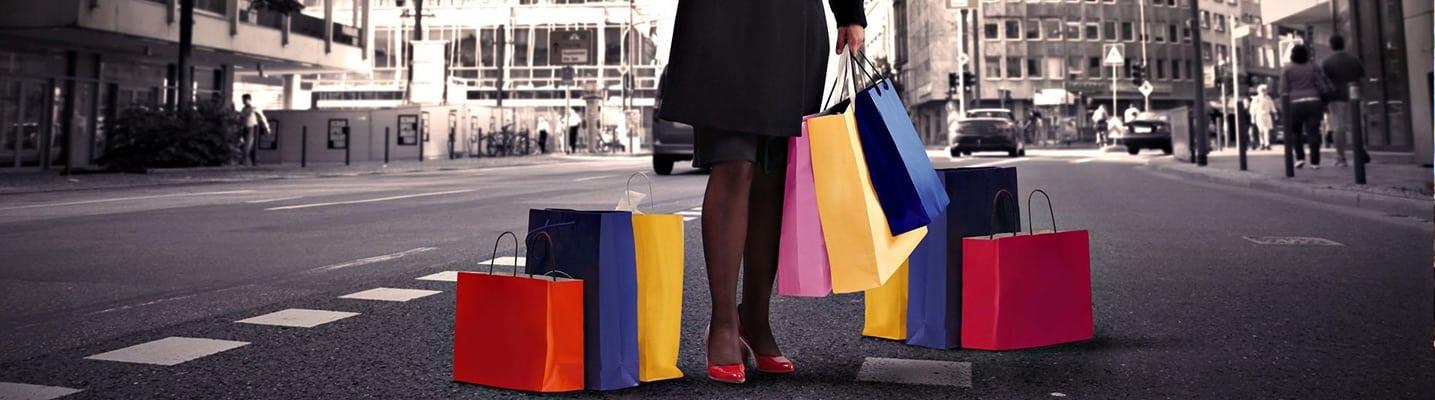 shoppen in rome