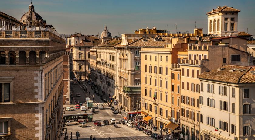 top 10 hotels rome
